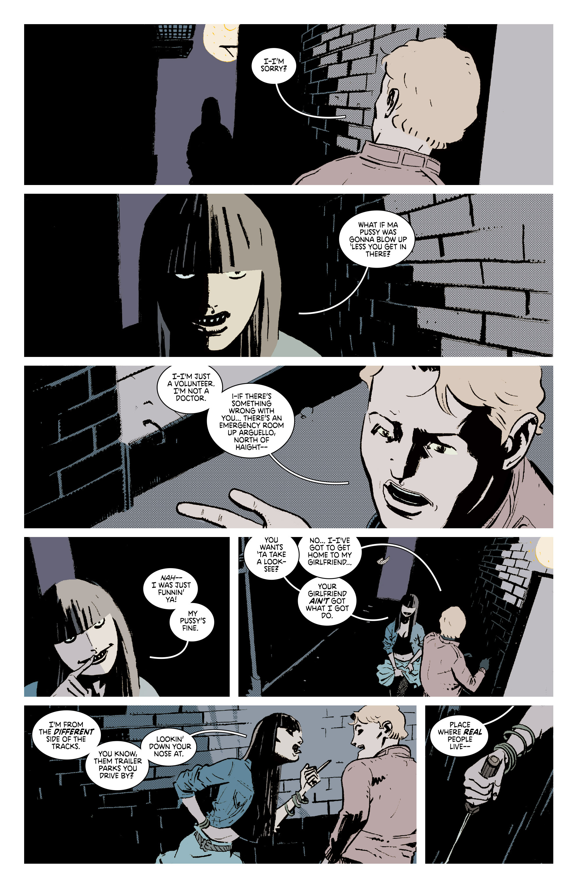 Read online Deadly Class comic -  Issue #7 - 4