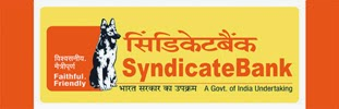 Syndicate Bank Security Officer Recruitment 2014