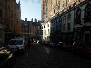 Victoria Street, Edimburgo, Escocia