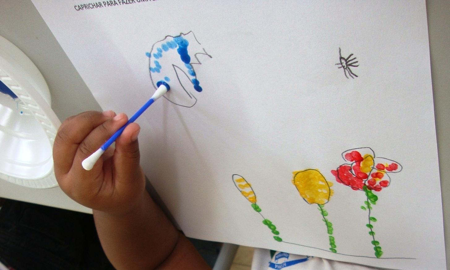 Educando Com Marineis Fazendo Arte Na Escola Tecnicas