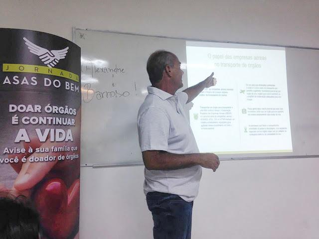 Jornada Asas do Bem em Fortaleza, CE | Foto © ABEAR / Divulgação.
