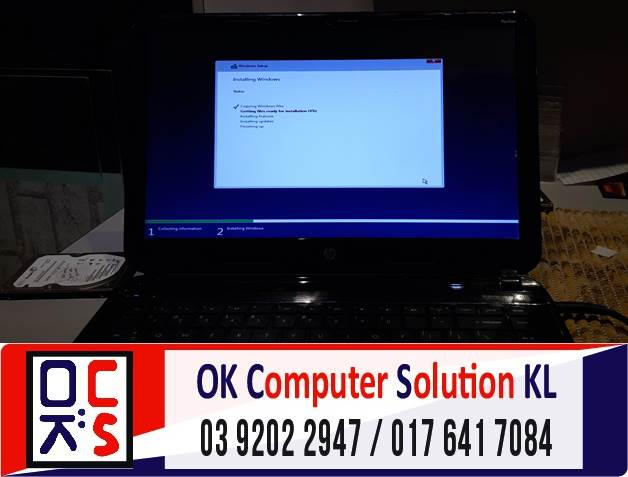 [SOLVED] LAPTOP HP PAVILION HARDISK PROBLEM | REPAIR LAPTOP CHERAS 5