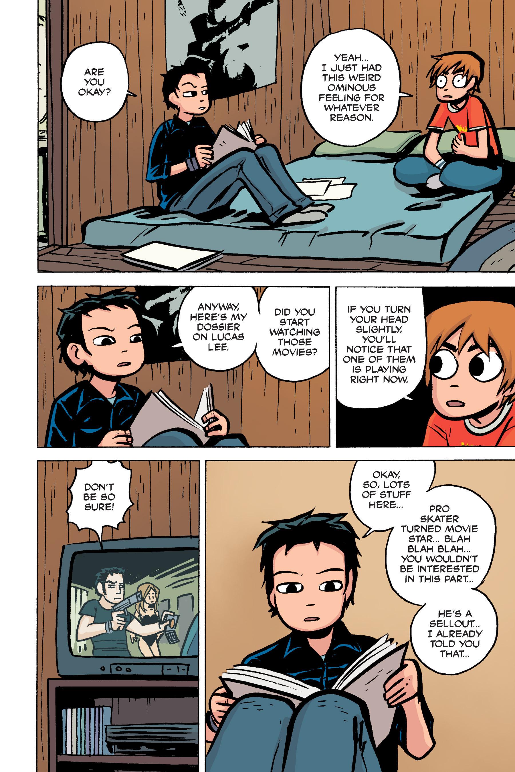 Read online Scott Pilgrim comic -  Issue #2 - 72
