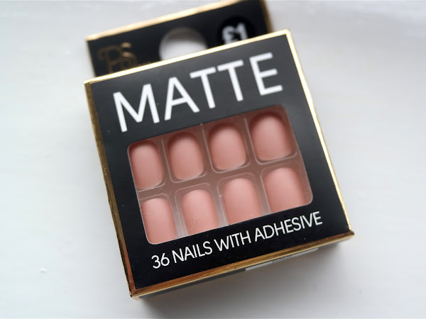NOTD: Matte Blush