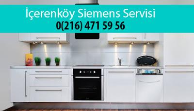 İçerenköy Siemens Servisi