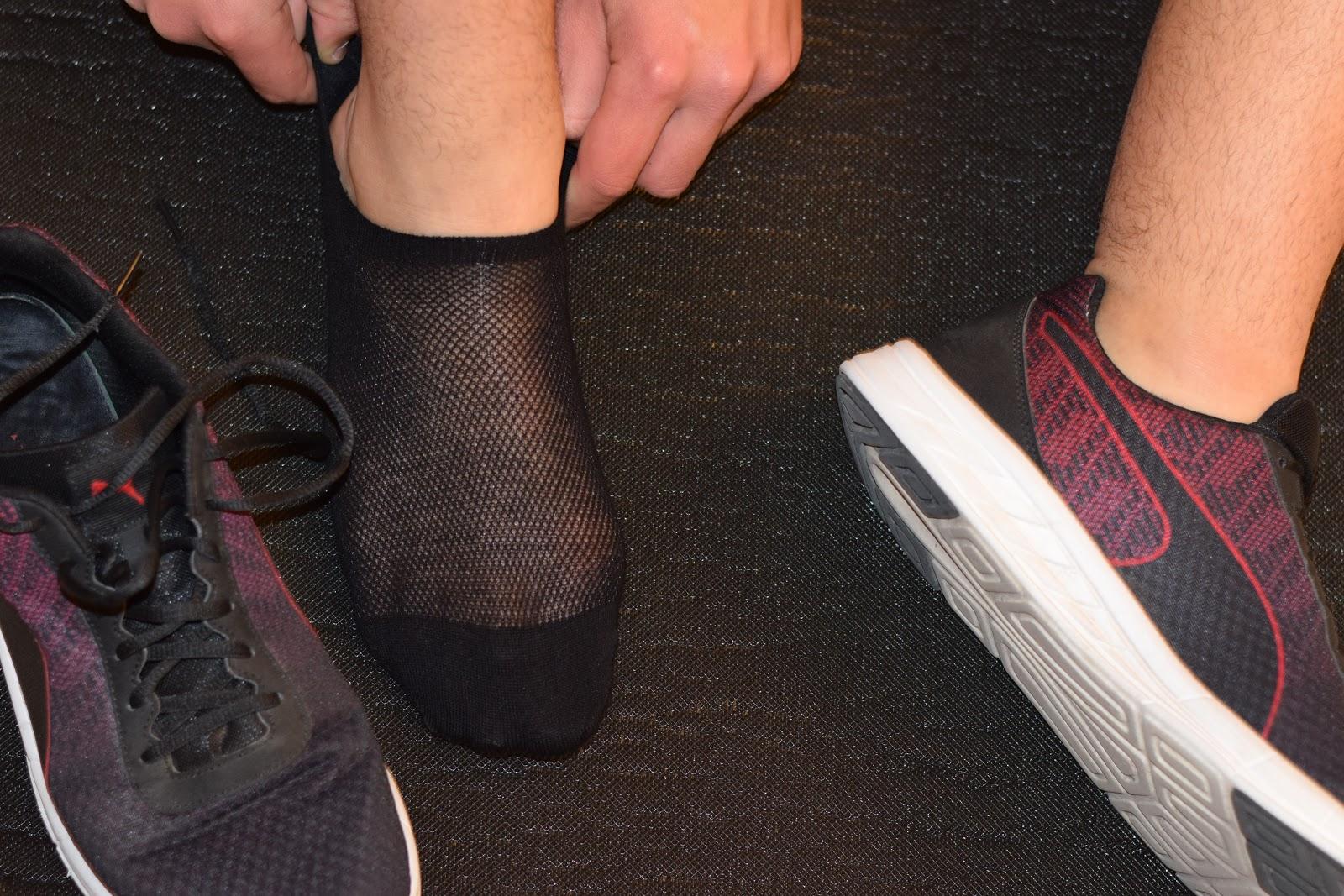 calzini per praticare sport