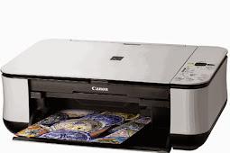 Cara Mengatasi Eror Pada Printer Canon Primax Mp258 dan MP287 Series