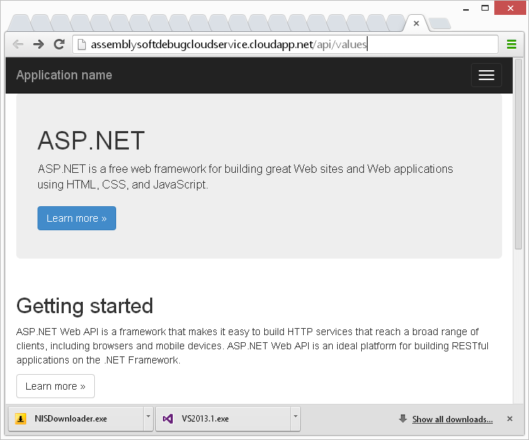 Remote debugging Windows Azure Cloud Services from Visual