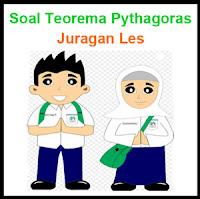 Soal Teorema Pythagoras SMP plus Kunci Jawaban