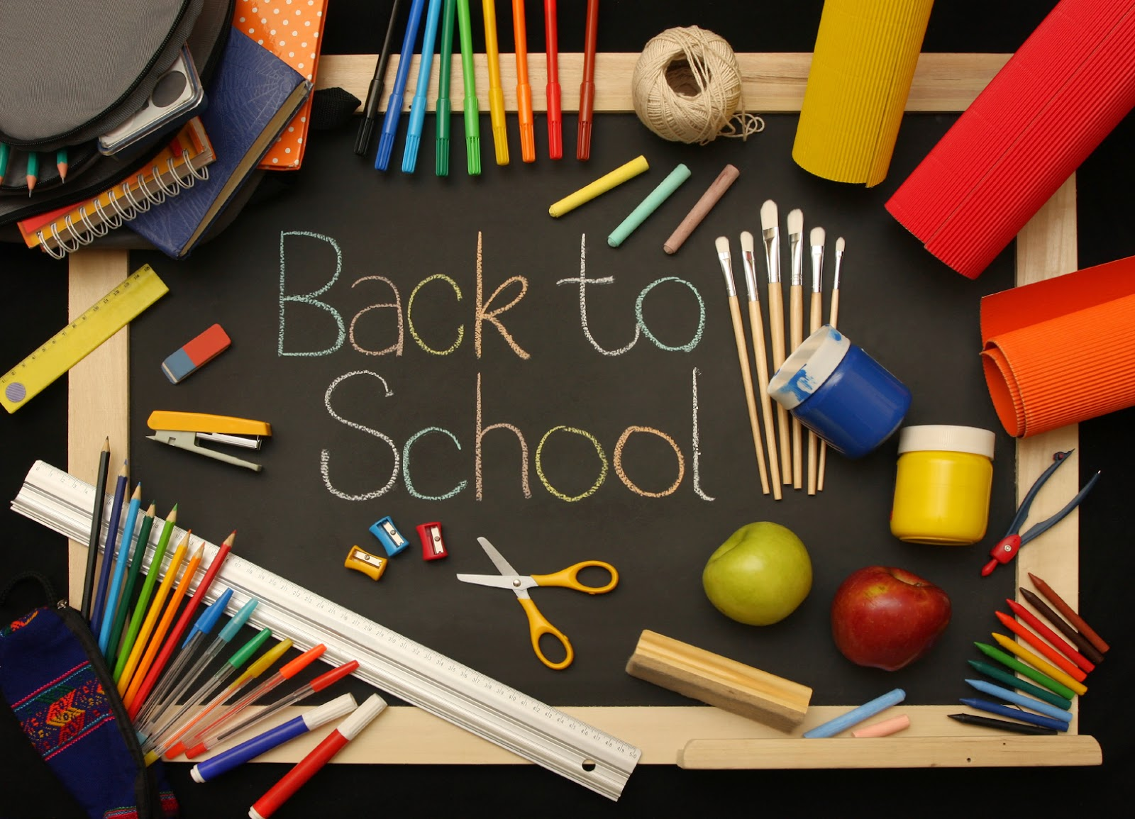 Enter the 2014 Back to School Giveaway Event. Ends 7/31.