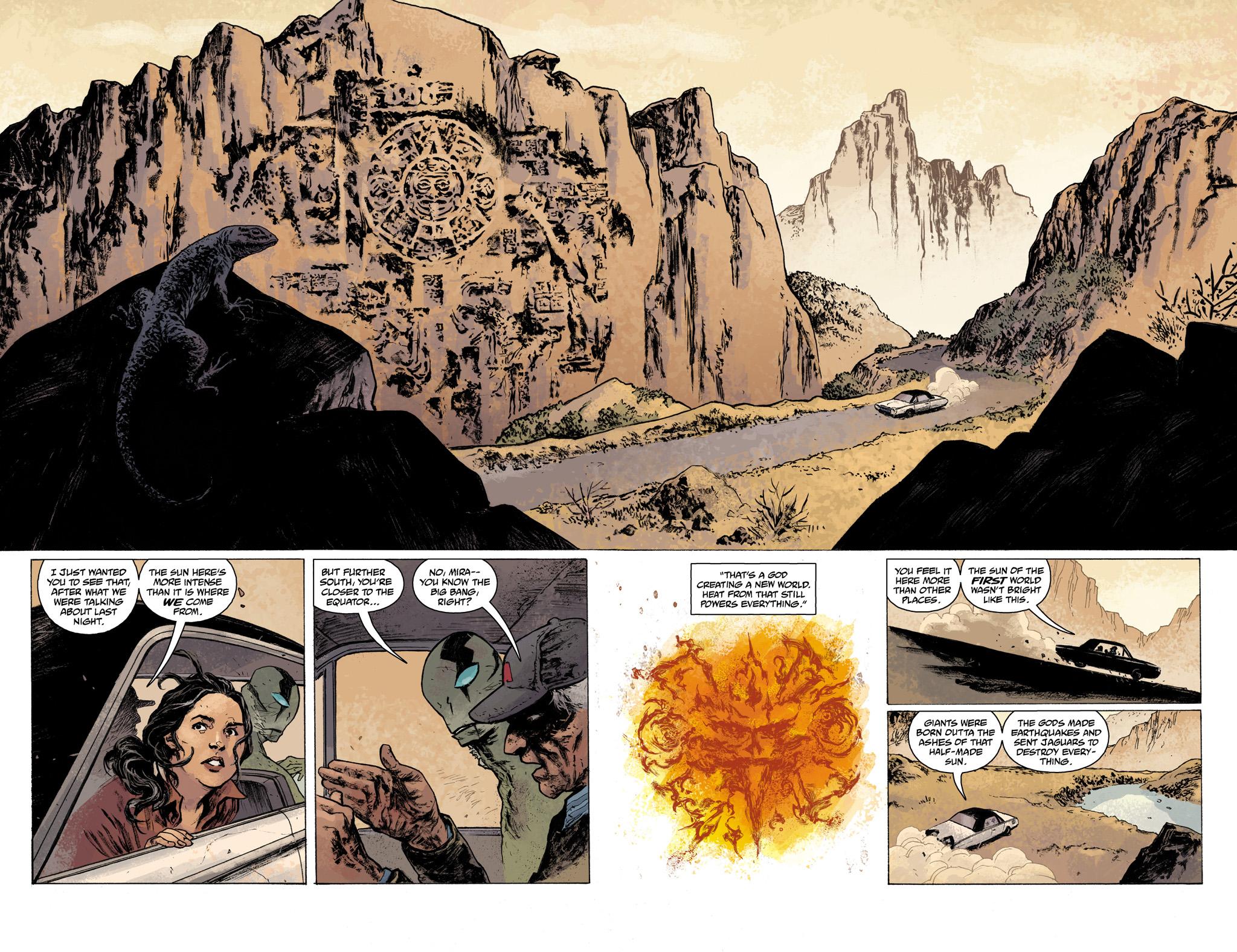 Read online Abe Sapien comic -  Issue #7 - 4