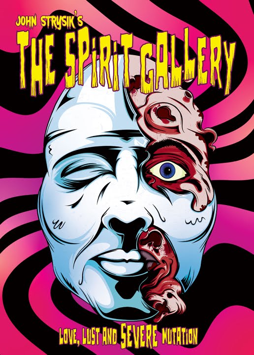 THE SPIRIT GALLERY DVD Available Now!!!