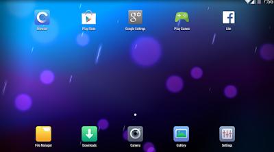 Emulator Android Nox