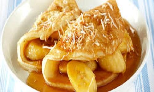 Aneka Resep Pancake Banana Makanan Praktis l Skrupan.com