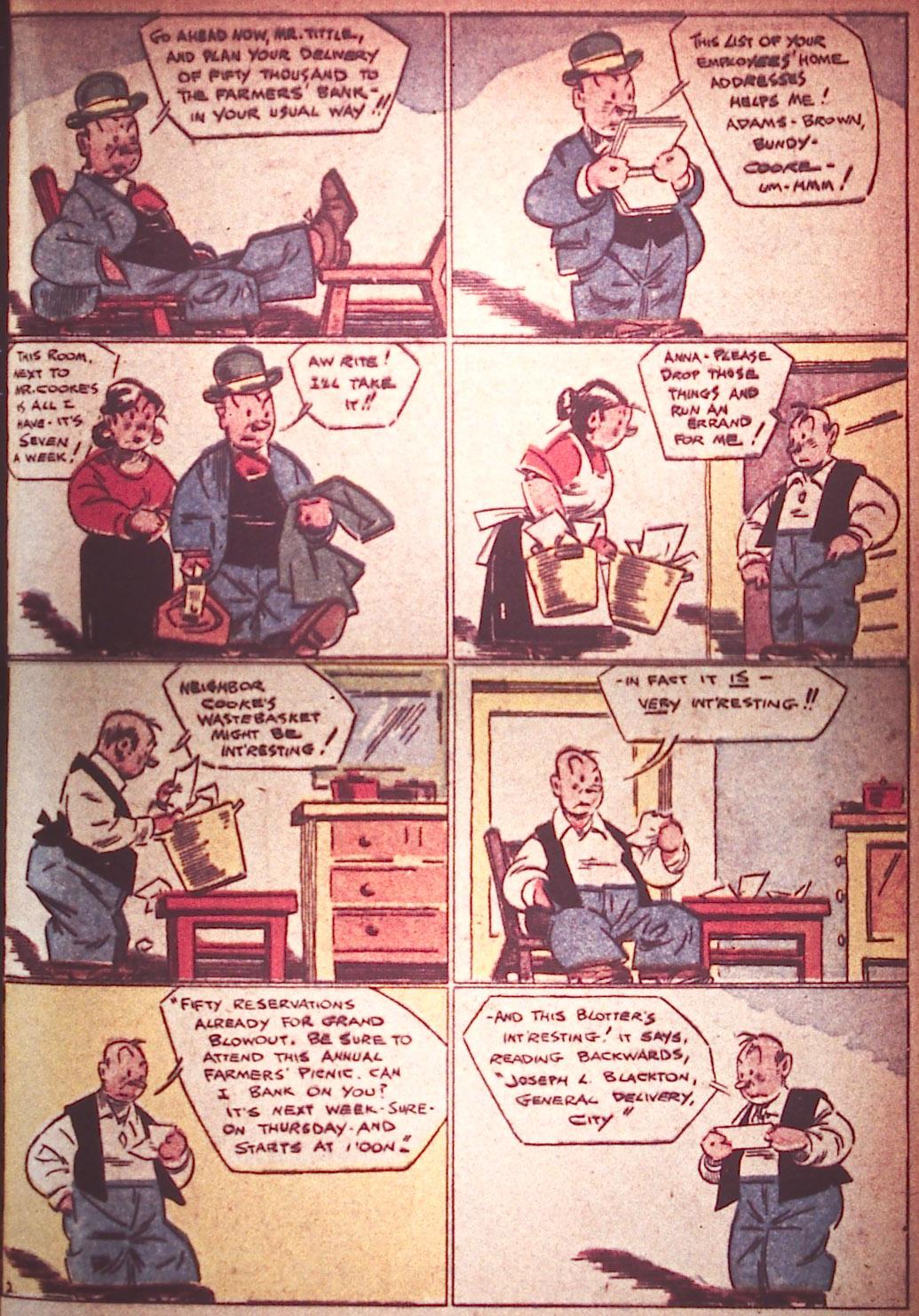 Detective Comics (1937) 10 Page 40