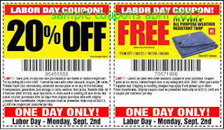 Harbor Freight coupons april