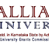 Alliance University, Bangalore, Wanted Teaching Faculty Plus Non-Faculty