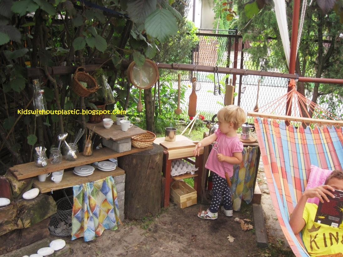Dzieci Bez Plastiku Czarodziejska Kuchnia Błotna