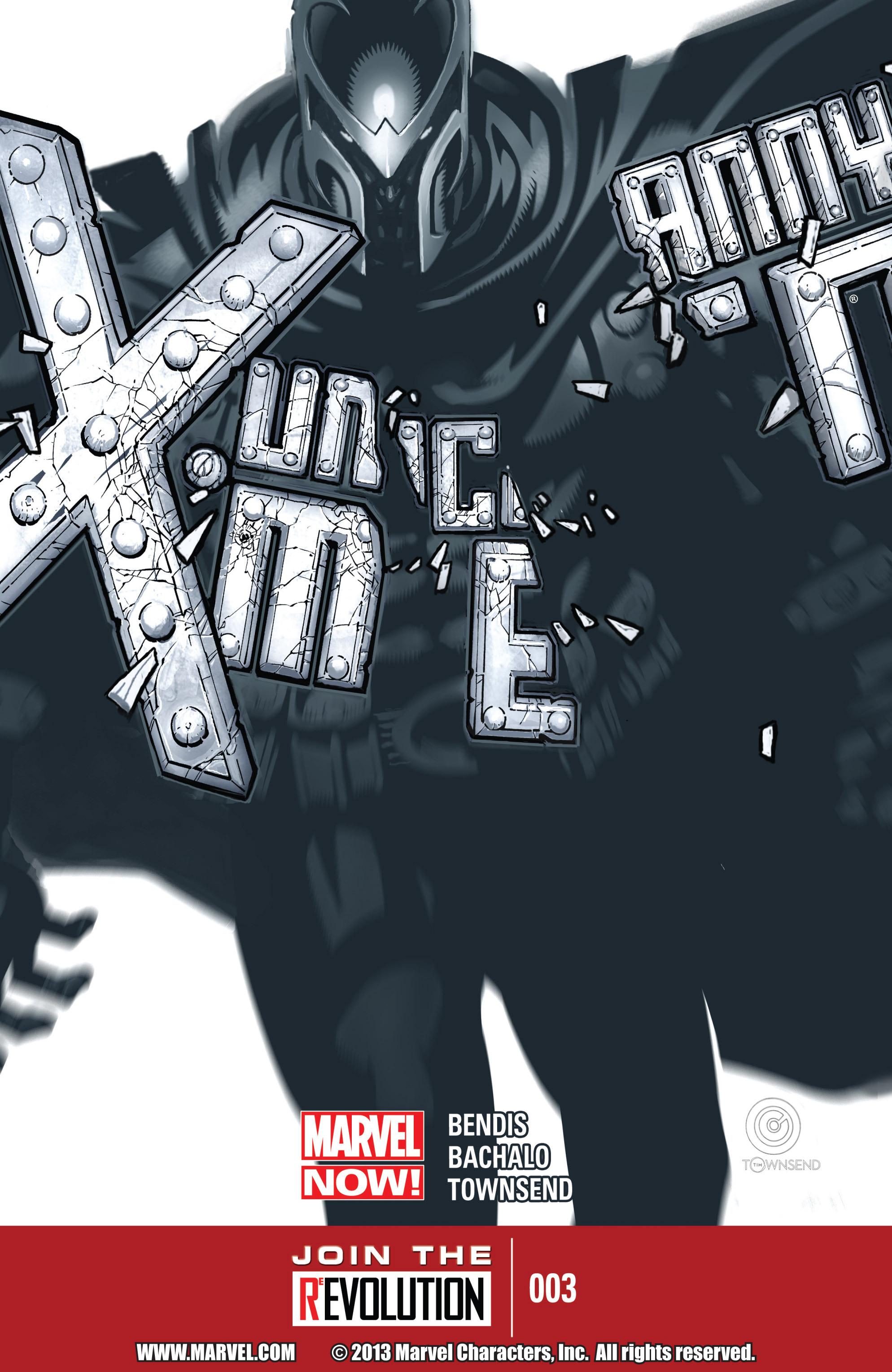 Read online Uncanny X-Men (2013) comic -  Issue #3 - 1