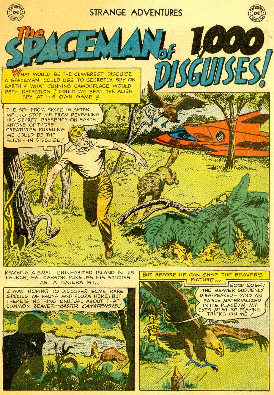 Strange Adventures (1950) issue 81 - Page 11