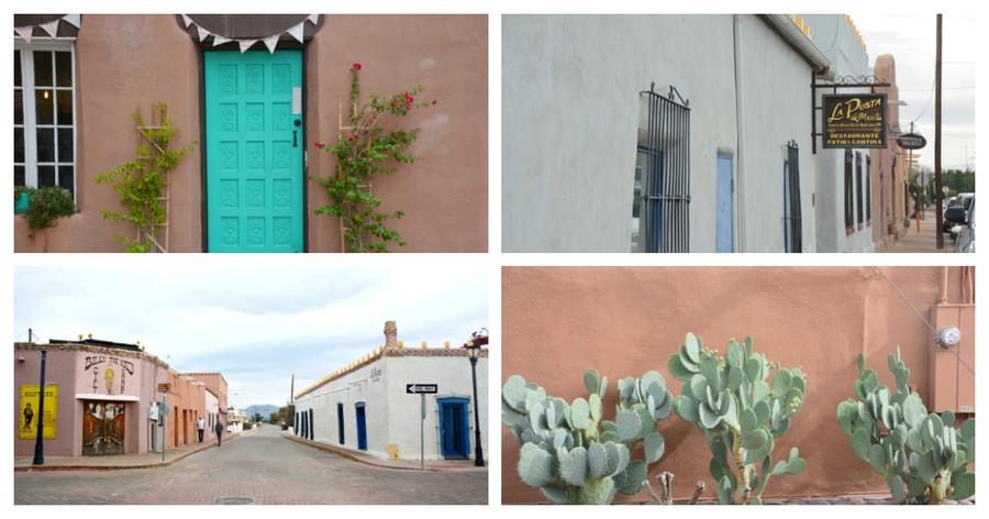 Quartier historiquer  Las Cruces