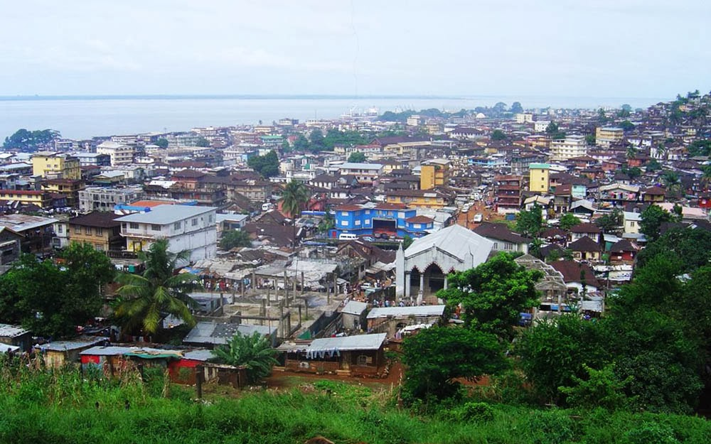 Freetown | Capital de Serra Leoa