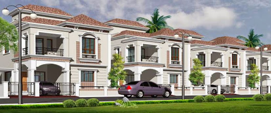 Ready to Move Gated Community Duplex Villas for sale at Hyderabad