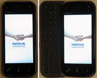 Nokia N97 mini spotted at the FCC