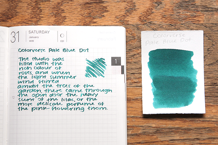 review: colorverse pale blue dot