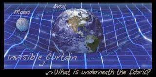 الزمكان والإنحناء الكوني