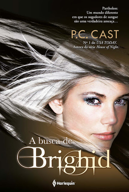 A Busca de Brighid - P.C.Cast