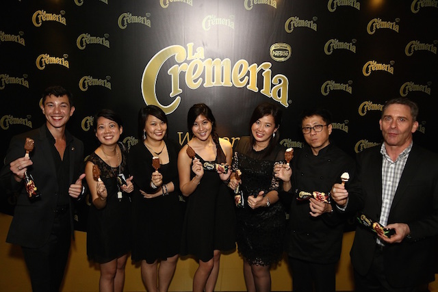 Nestle La Cremeria Ice Cream Launch @ GSC Pavilion KL
