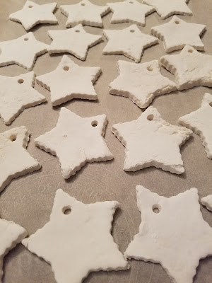 Gifts from the Kitchen - Homemade Ornaments #Celebrate365