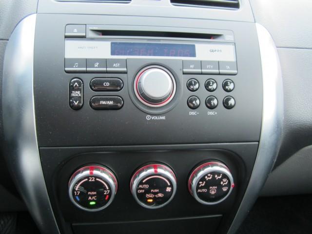 After Market Head Unit With Dvd Player And Navigation System  Diy Suzuki Sx4 Radio Dvd Gps Navi