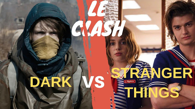 Le clash : Dark VS Stranger Things : Victoire de Dark !