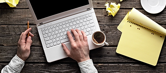 4 Tips Agar Pebisnis Tetap Produktif Menulis Konten Blog