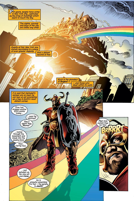Thor (1998) Issue #58 #59 - English 6