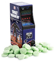 Space Invaders mints