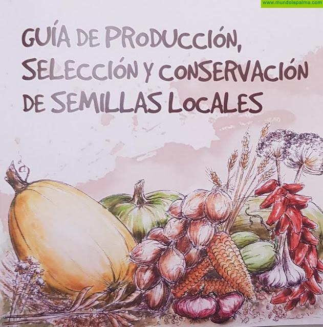 La Fundación CIAB publica una guía sobre producción, selección y conservación de semillas locales