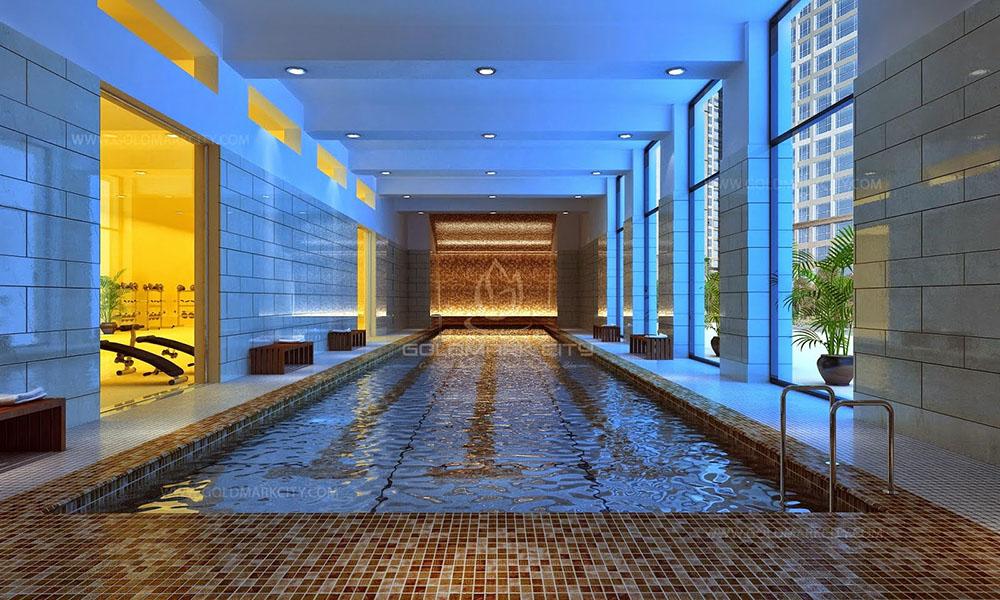 Bể bơi bốn mùa Goldmark City