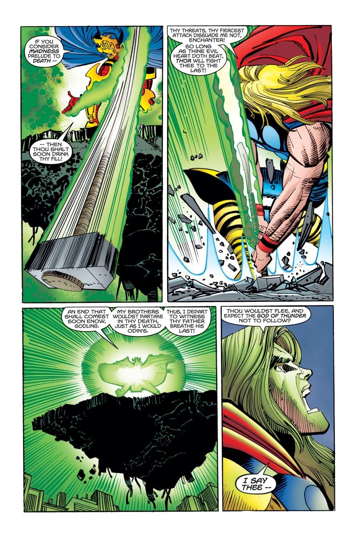 Thor (1998) Issue #17 #18 - English 6