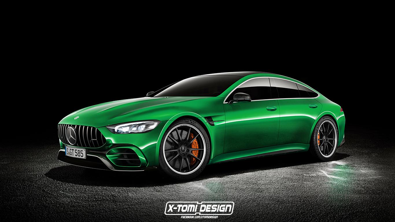 X Tomi Design Mercedes Benz Amg Gt4