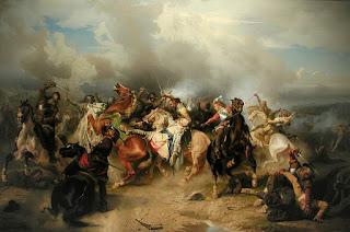 Wahlbom: Battle of Lützen