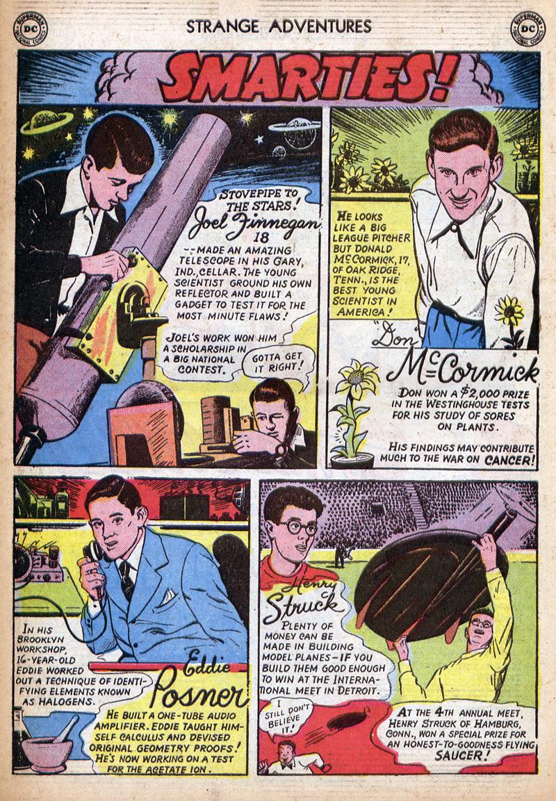 Strange Adventures (1950) issue 10 - Page 27