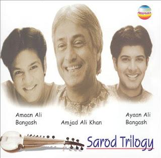 Amjad Ali Khan, Sarod Trilogy