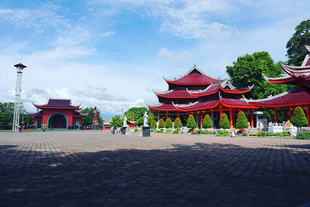 Objek Wisata Sam Poo Kong Semarang