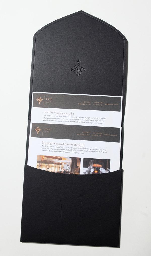 20 Creative Examples of Envelope Design ideas - Jayce-o-Yesta