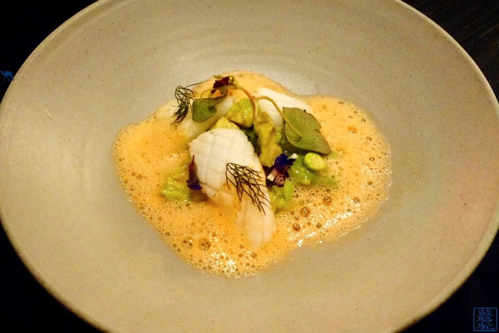 Le Chameau Bleu - Blog Food Paris - Restaurant japonais A.T by Atsushi Tanaka Paris