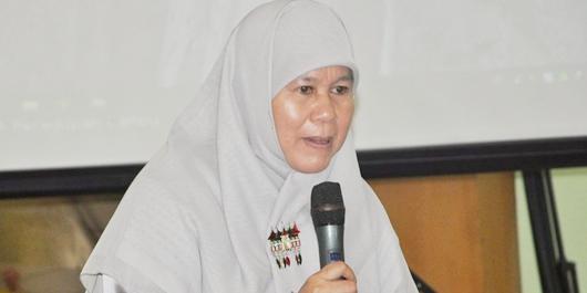 Harneli Motivasi Muballighah Kota Padang