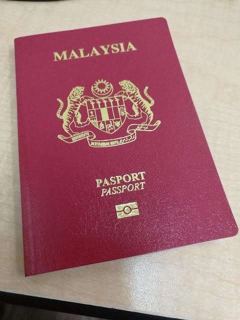 Tak perlu bawa gambar semasa buat passport